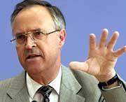 Hans Eichel wird vom Mittelstand scharf angegriffen