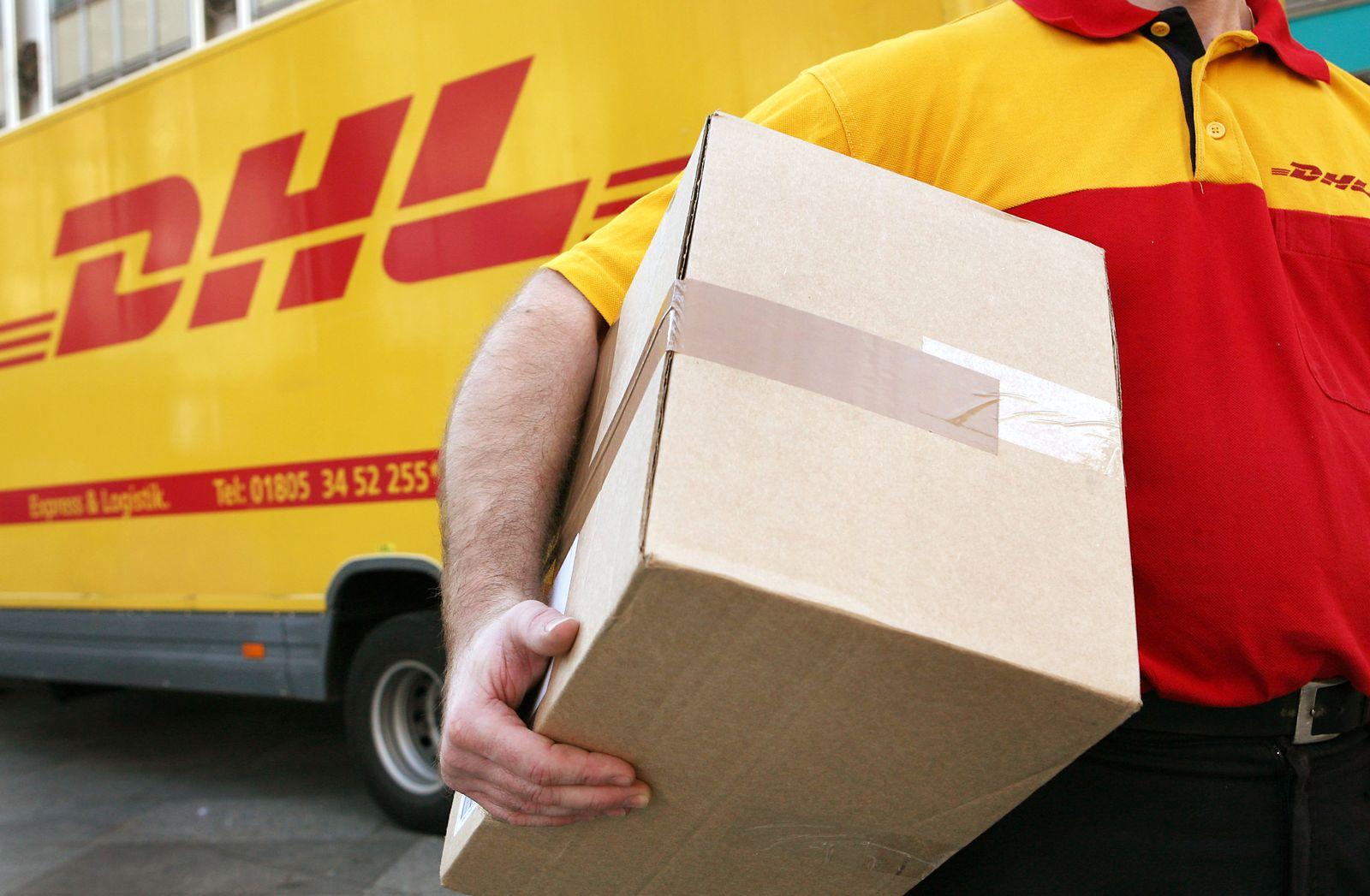 DHL Paketlieferung