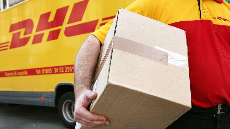 DHL-Dienst der Deutschen Post: Liefert wieder neckermann-Pakete aus