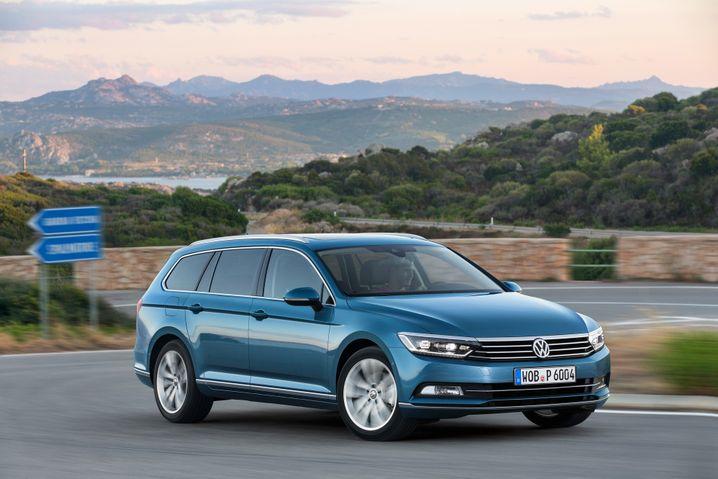 VW Passat: Der Dienstwagen der Nation legt ein sattes Plus hin