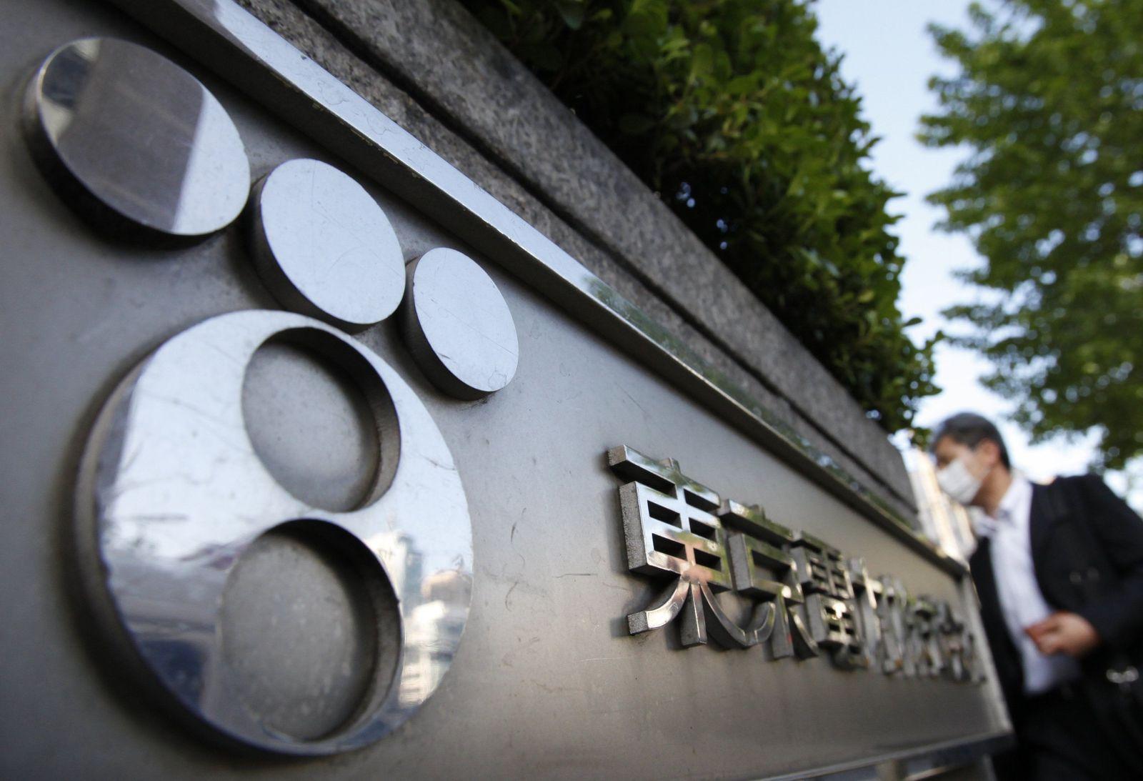 Tepco-Zentrale in Tokio