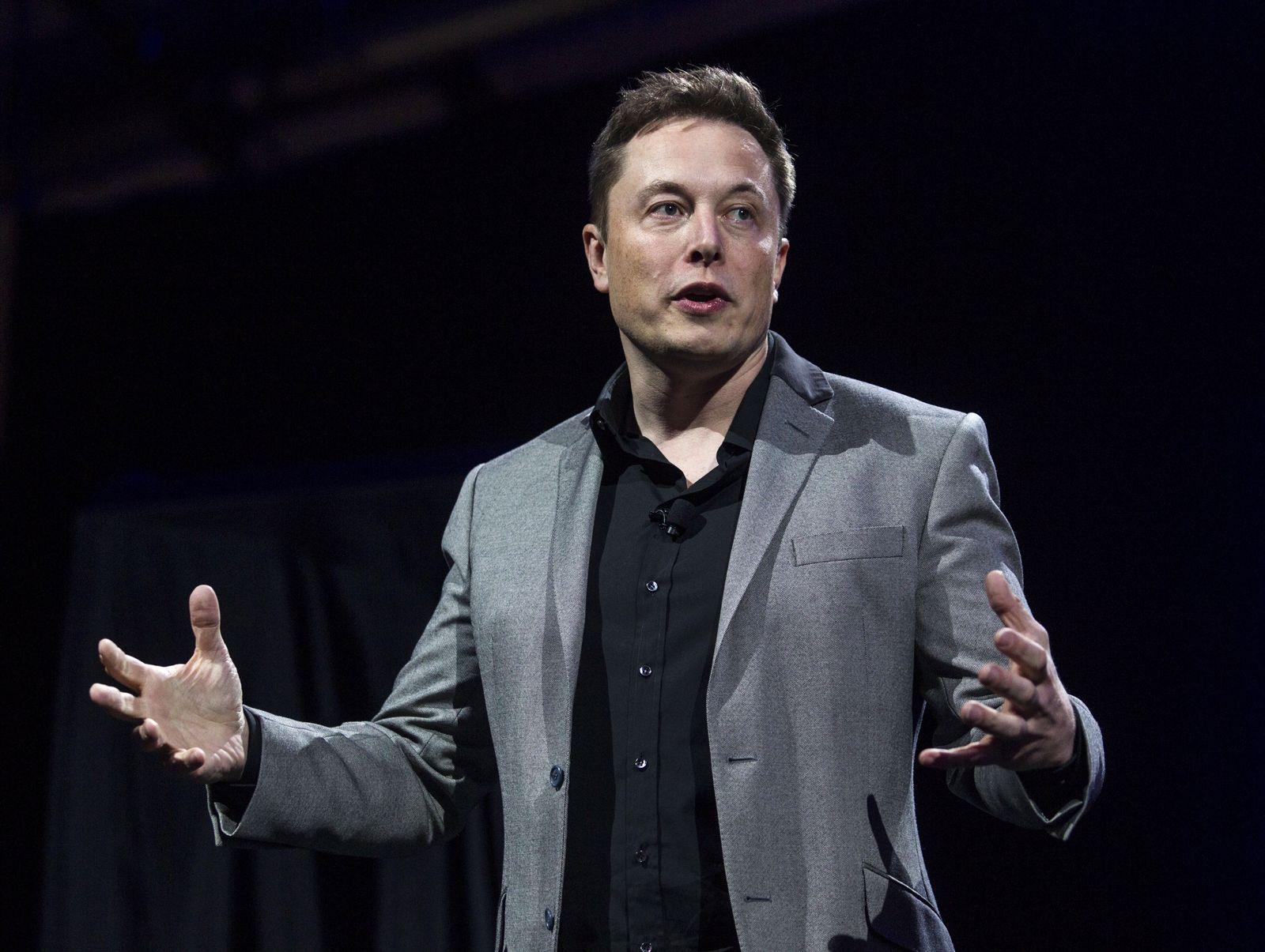 KI/ Künstliche Intelligenz/ Elon Tusk