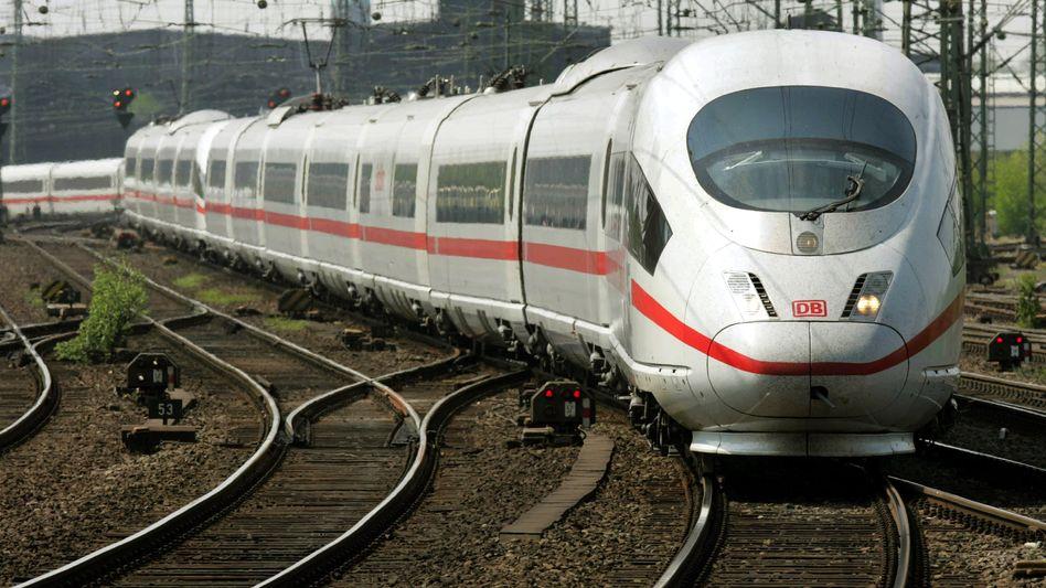 ICE in Dortmund: Die Bahn gibt bei Siemens den Bau einer neuen Zugflotte in Auftrag