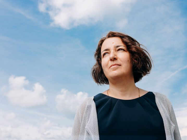 Fischt in heimischen Gewässern nach Wind: Catrin Jung, Offshore-Chefin bei Schwedens Vattenfall