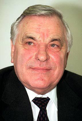 Juristisch umstrittene Nominierung: Wirtschaftsprüfer Otto Gellert
