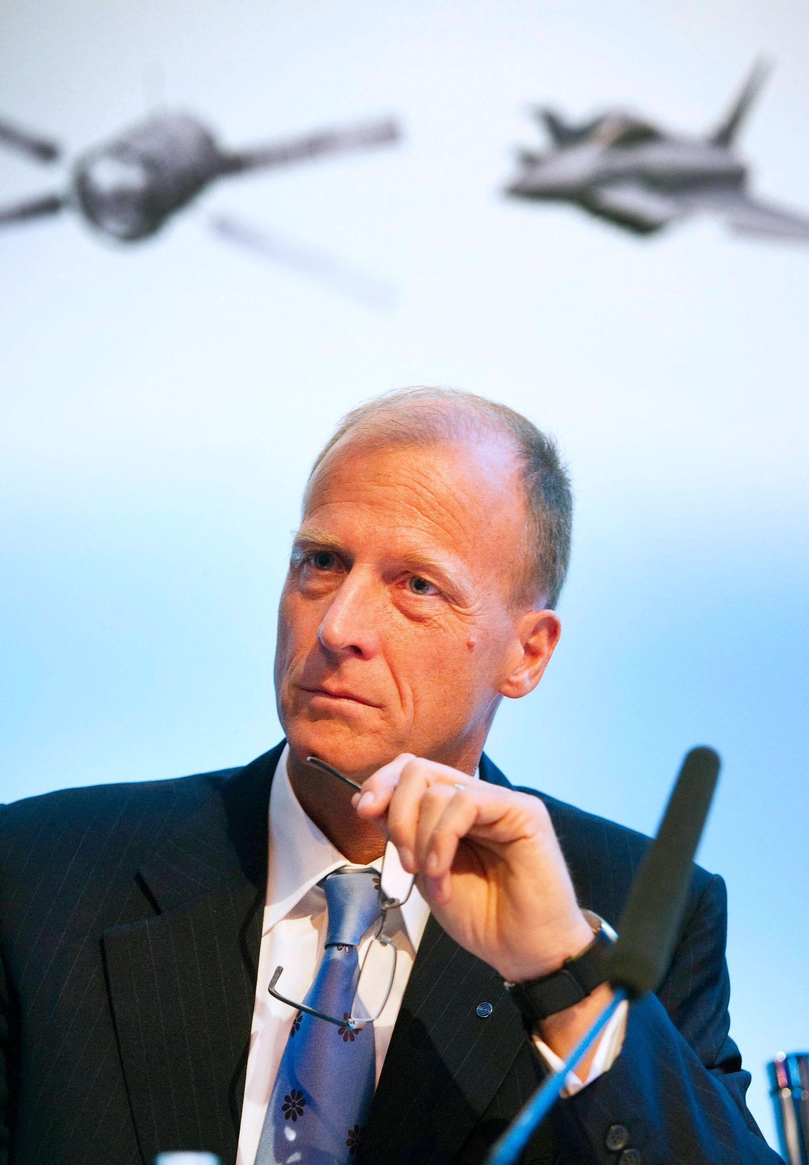 Tom Enders / CEO EADS