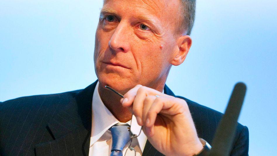 Tom Enders: Der EADS-Vorstandsvorsitzende kann gute Zahlen vermelden - trotz der Probleme mit dem A350