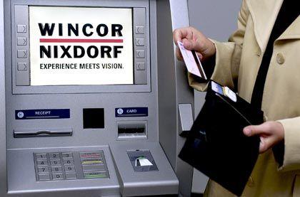 Gutes Geschäft trotz Krise: Bei Wincor Nixdorf läuft es bislang noch rund - die Frage ist nur wie lange noch