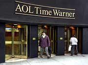 Von Enronitis befallen: Der weltgrößte Medienkonzern AOL Time Warner.