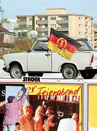 Relikte der DDR: Das vereinte Deutschland trägt schwer an den Lasten des SED-Staats