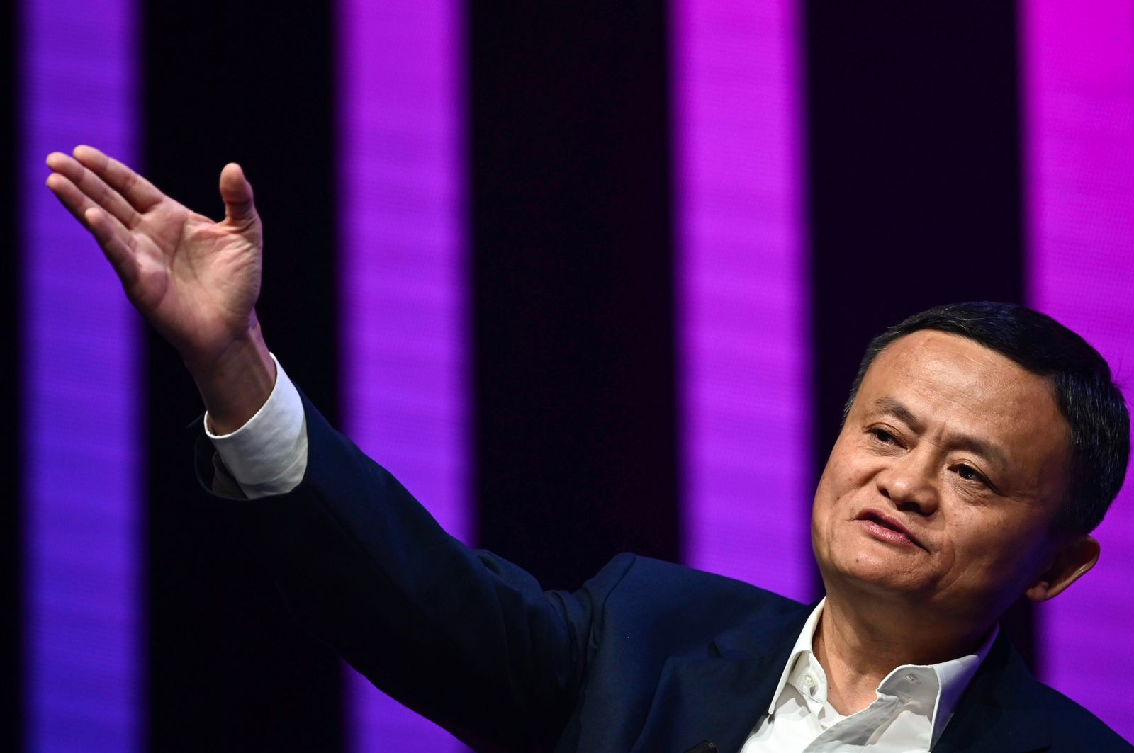 FILES-CHINA-ECOMMERCE-ANT GROUP-IPO-JACK MA