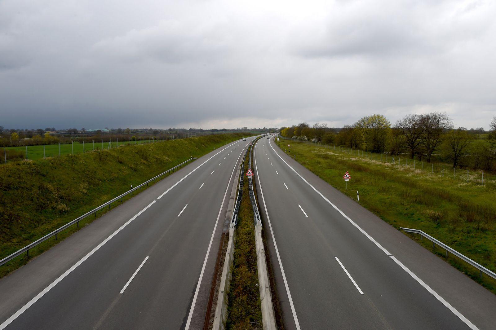 Autobahn/ Ausbau/ A20