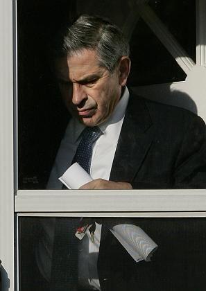 Will sein Gesicht wahren: Paul Wolfowitz wird massiv zum Rücktritt gedrängt