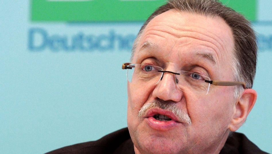 Will sich künftig mehr um Familie und seinen Hof kümmern: Bauernpräsident Gerd Sonnleitner