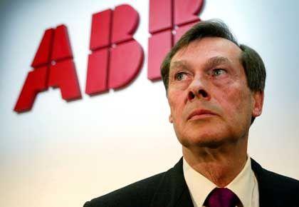 """""""Überrascht und enttäuscht"""": ABB-Chef Jürgen Dormann"""