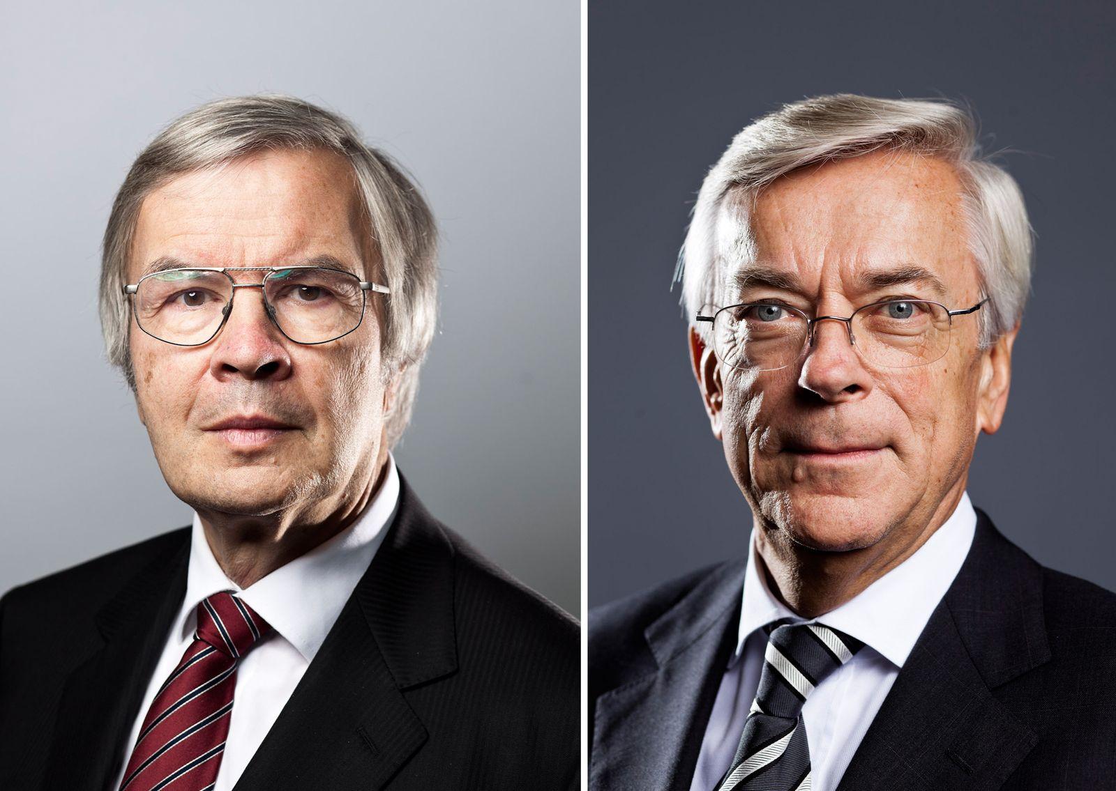 KOMBO Hänsch (Nobelpreisträger) / Milberg (BMW)