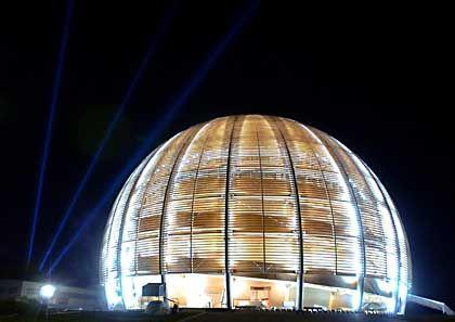 Ideen wollen erforscht sein: Forschungszentrum CERN in Genf