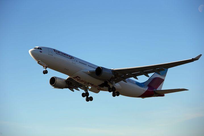 Traut sich weit weg: Mit dem A 330 fliegt Eurowings unter anderem nach Thailand und Miami