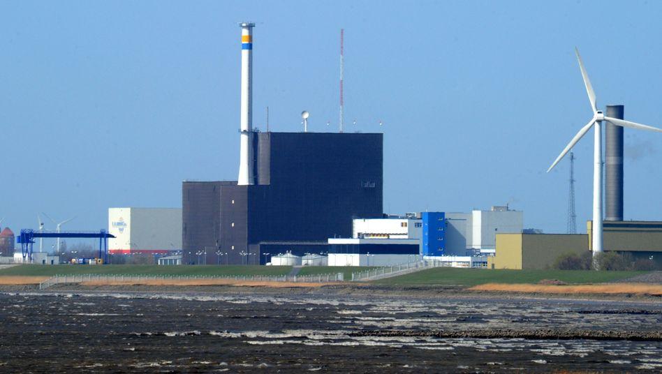 Noch gut für Geld vom Staat: Das Vattenfall-Kernkraftwerk Brunsbüttel ist seit 2007 heruntergefahren, mit dem Atomausstieg 2011 kam das endgültige Aus.