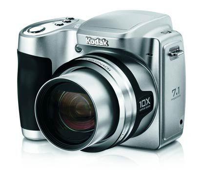 Harter Wettbewerb: Kodak will den Nachfragerückgang bei analoger Fotografie auffangen