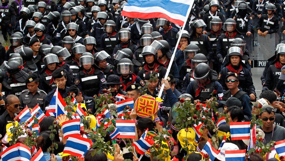 Thailand: Massenproteste gegen die Regierung