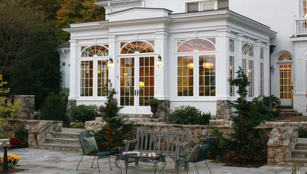 Wintergärten: Viel Glas vor der Hütte