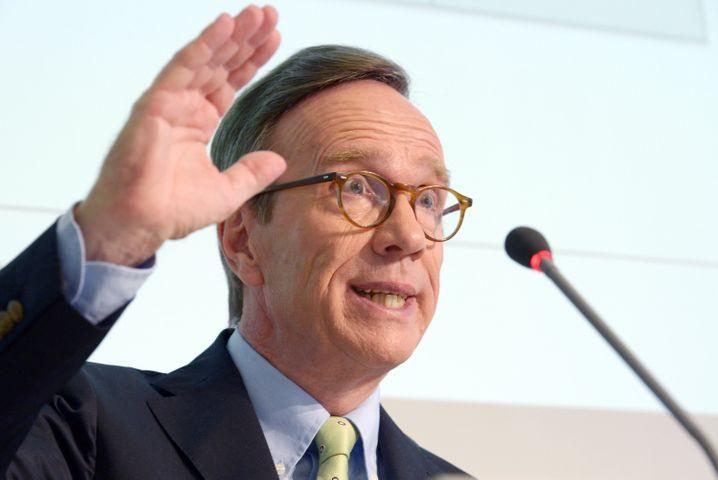 Matthias Wissmann, Präsident des Verbandes der Automobilindustrie