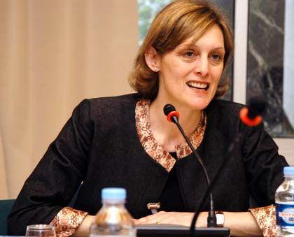 """""""Vier Prozent Sparleistung sind einfach sehr wenig"""": Monika Queisser, Rentenexpertin der Organisation für wirtschaftliche Zusammenarbeit und Entwicklung (OECD)"""