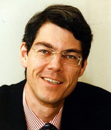 Steffen Naumann (39): Vorstand Finanzen und Dienstleistungen der Axel Springer AG