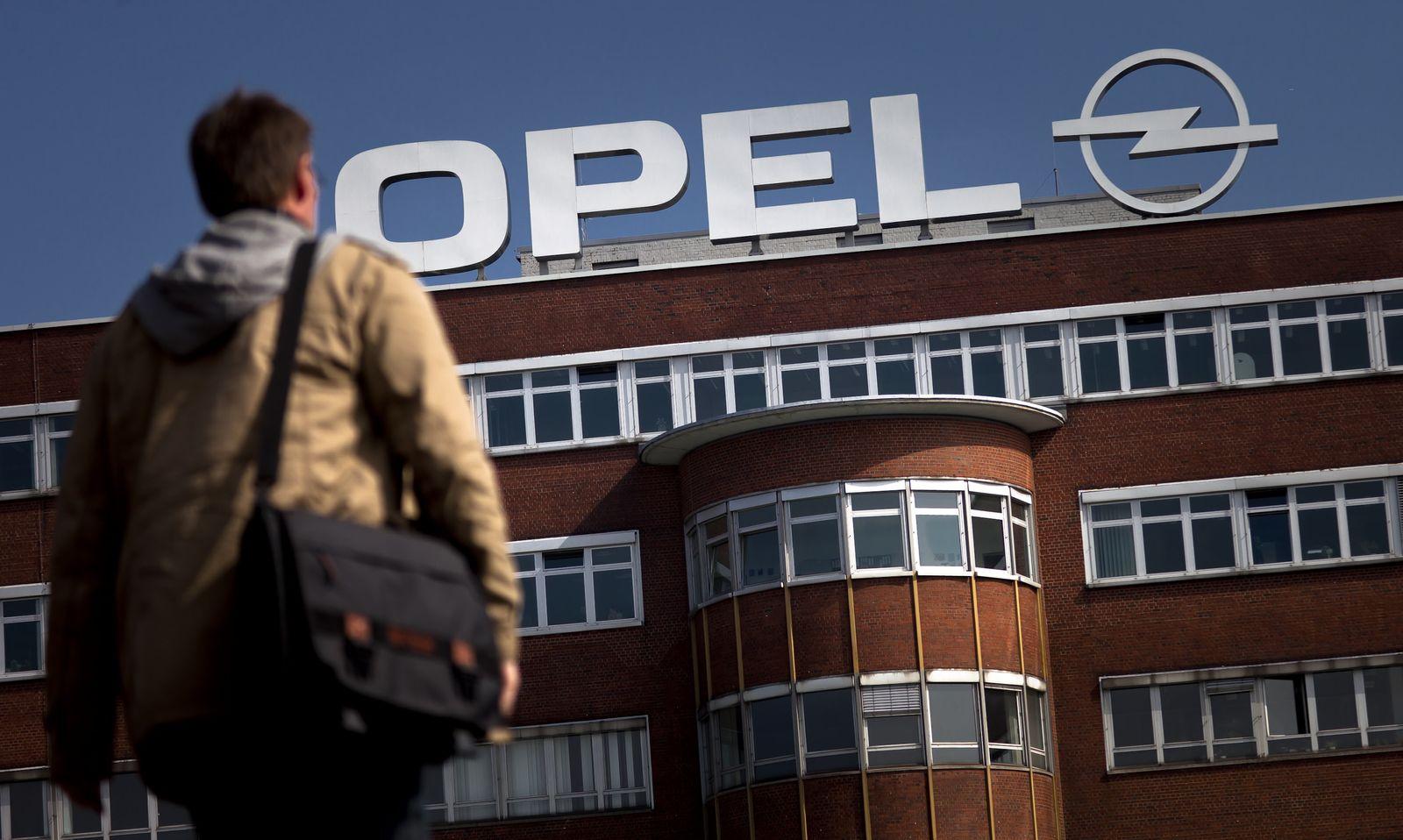 NICHT VERWENDEN Opel Werk Bochum