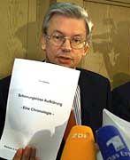Wies Rücktrittsforderungen zurück: Roland Koch