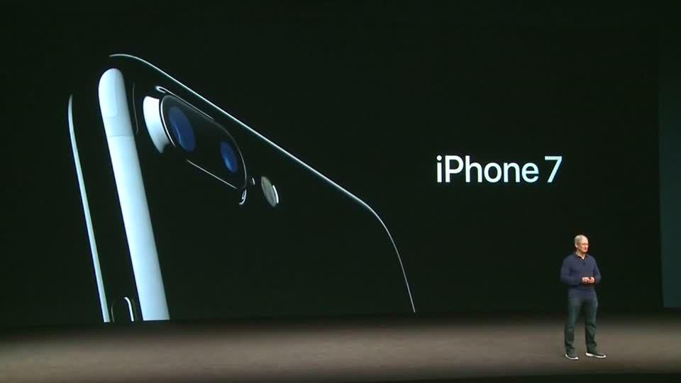 VIDEOSTARTBILD Apple präsentiert neues iPhone