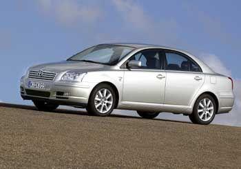 Mittelklasse: Der Toyota Avensis tritt gegen Vectra und Passat an