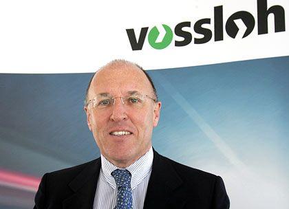 Kurzes Gastspiel: Manager Eschenröder muss seinen Chefposten bei Vossloh wieder räumen