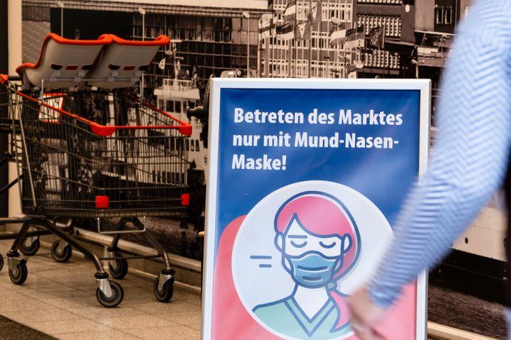 Corona-Beschränkungen in Deutschland sollen bis zum 10. Mai verlängert werden