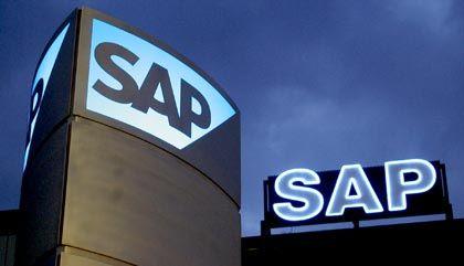 SAP: Umsatz- und Gewinneinbruch