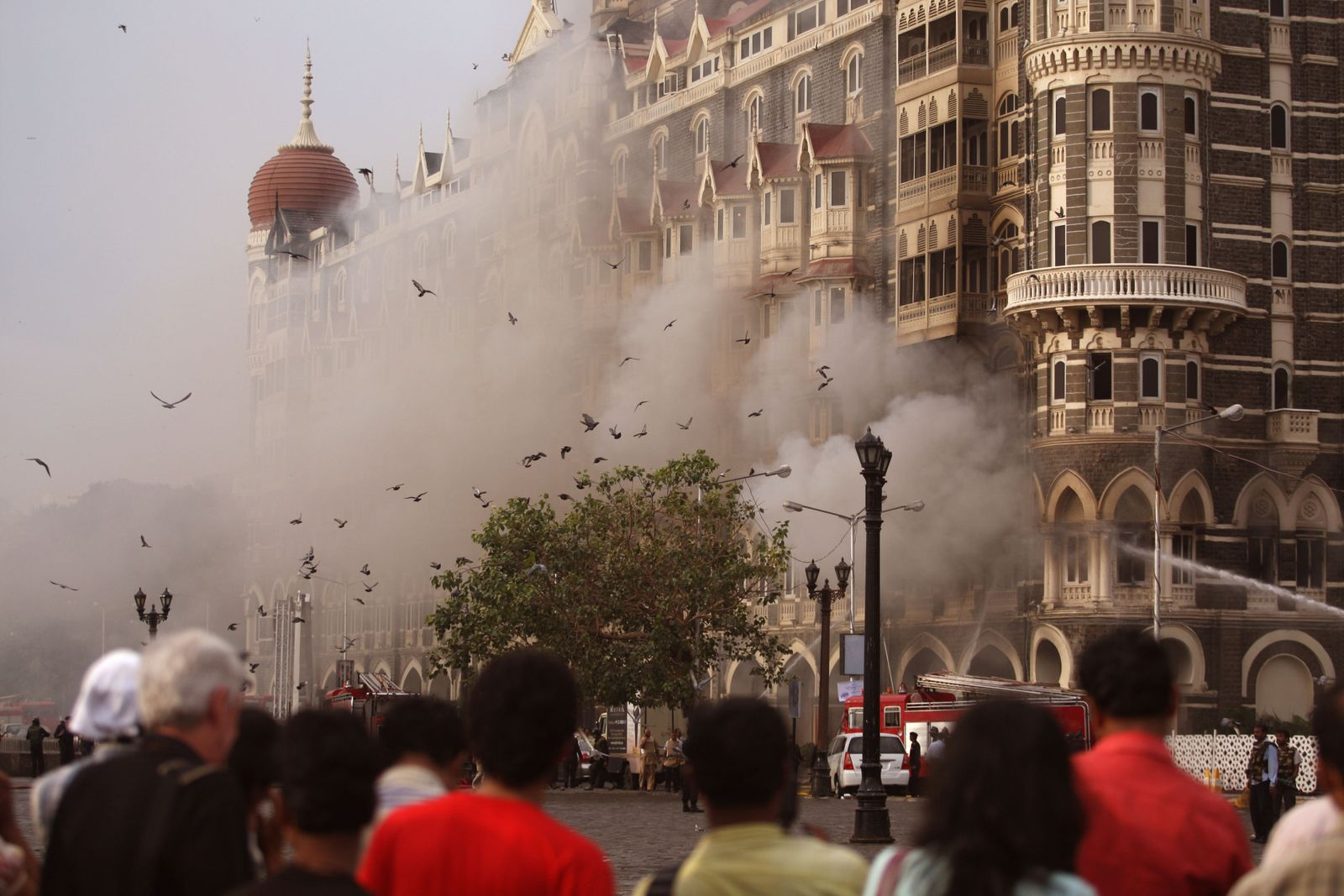 Militants Overcome As Siege Ends In Mumbai