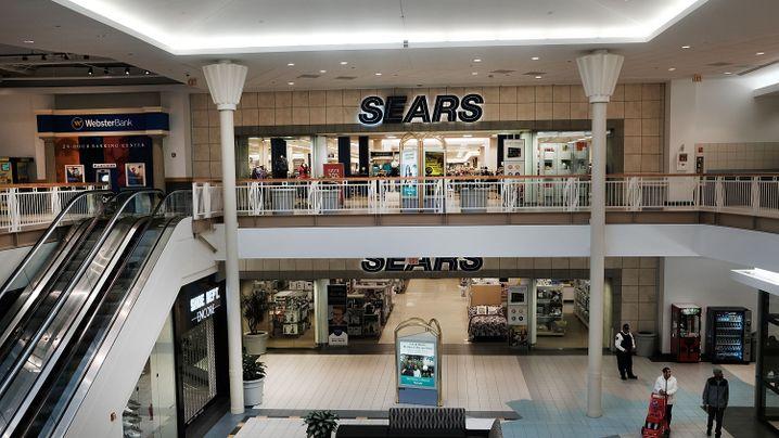 US-Einzelhandels-Drama trifft Sears: Diesen Shopping-Ikonen droht wegen Amazon das Ende