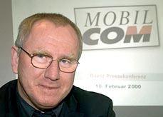 Mobilcom-Unternehmensgründer Gerhard Schmid wird ein Interesse an Debitel nachgesagt.