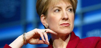 Will auf die politische Bühne: Ex-HP-Chefin Fiorina