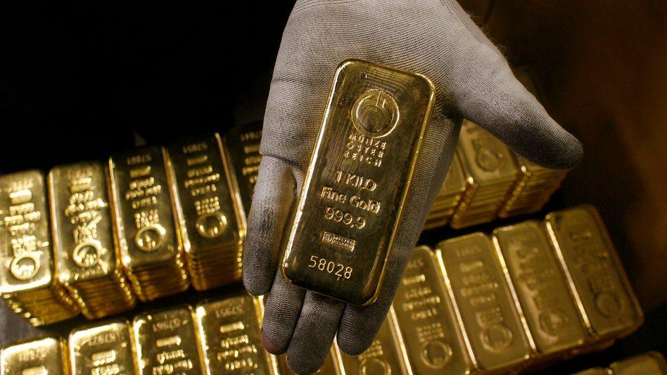 Jetzt auch Zahlungsmittel: Gold wird immer populärer