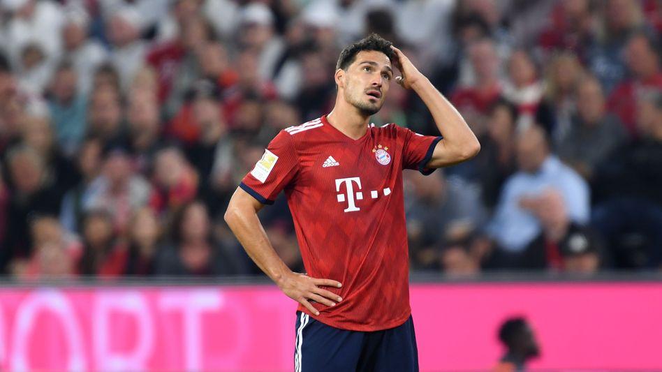 Ratloser Mats Hummel: Der FC Bayern wird nicht automatisch Meister
