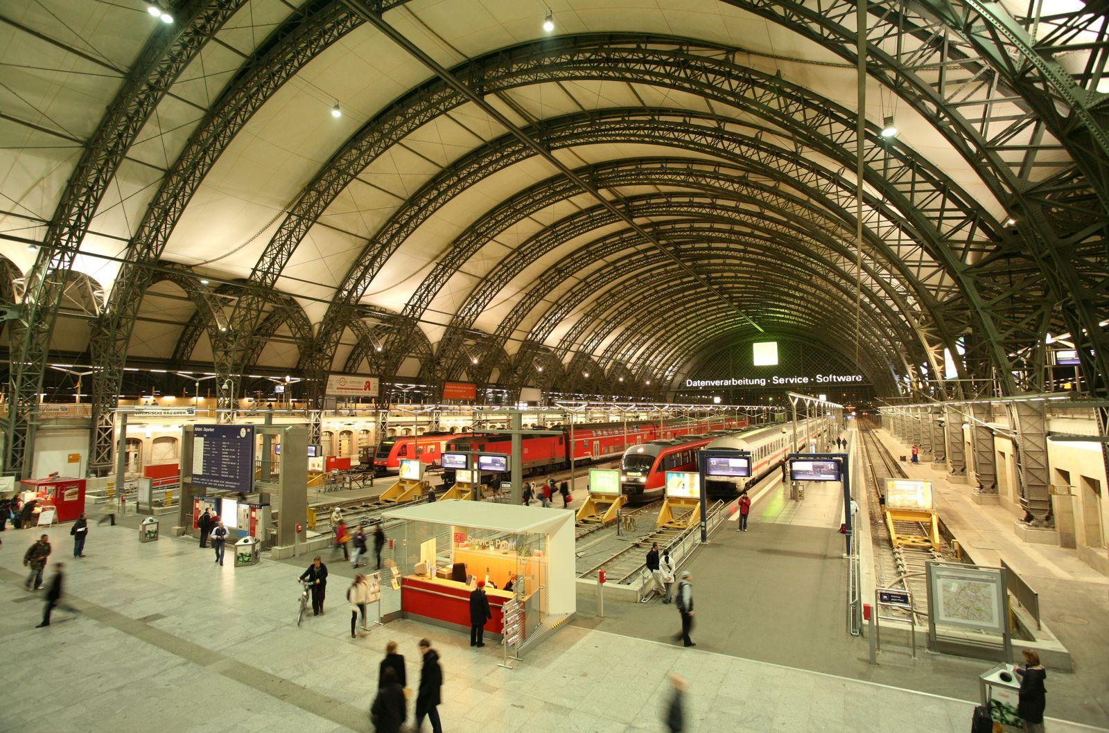 Bahnhof Dresden