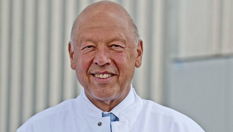 Sauer: Unternehmer Theo Müller
