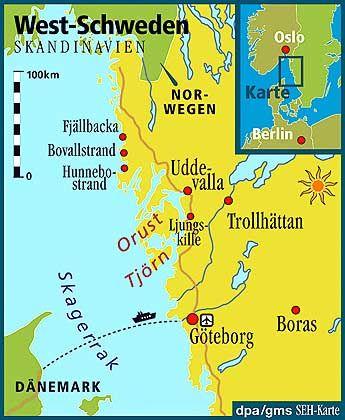 Westküste Schwedens: Ab September hat der Hummer Hochsaison