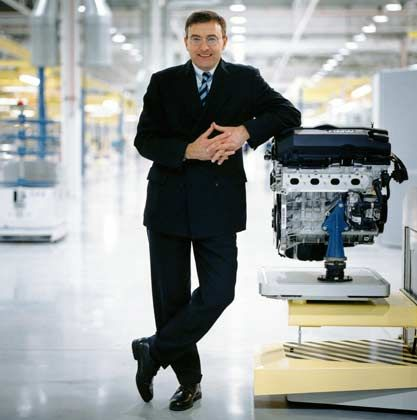 Starke Firmenkultur:BMW-Chef Reithofer (ab 1.9.)