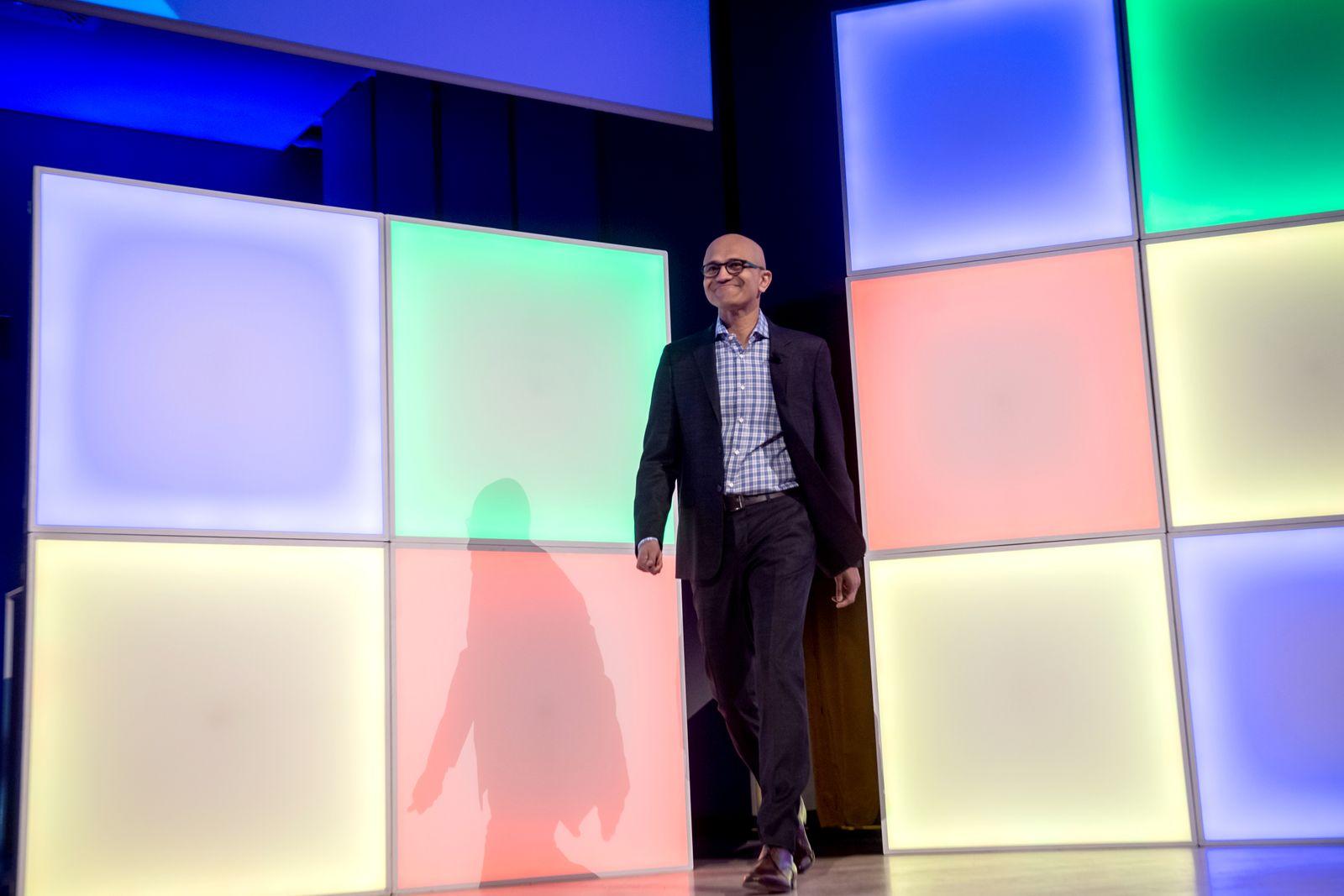 Microsoft-Innovationsgipfel in Mailand