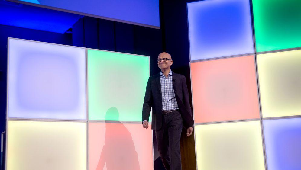 8,9 Millionen Follower: Unter Microsoft-Boss Satya Nadella hat sich der Linkedin-Umsatz vervierfacht