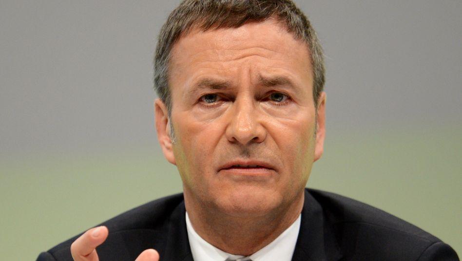 Daimler-Finanzvorstand Bodo Uebber (59)
