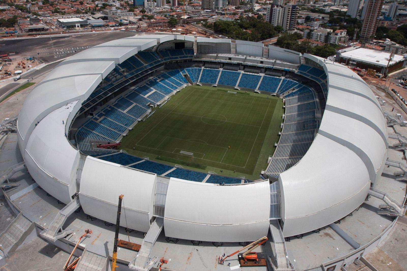 WM-Stadien 2014/ Arena das Dunas